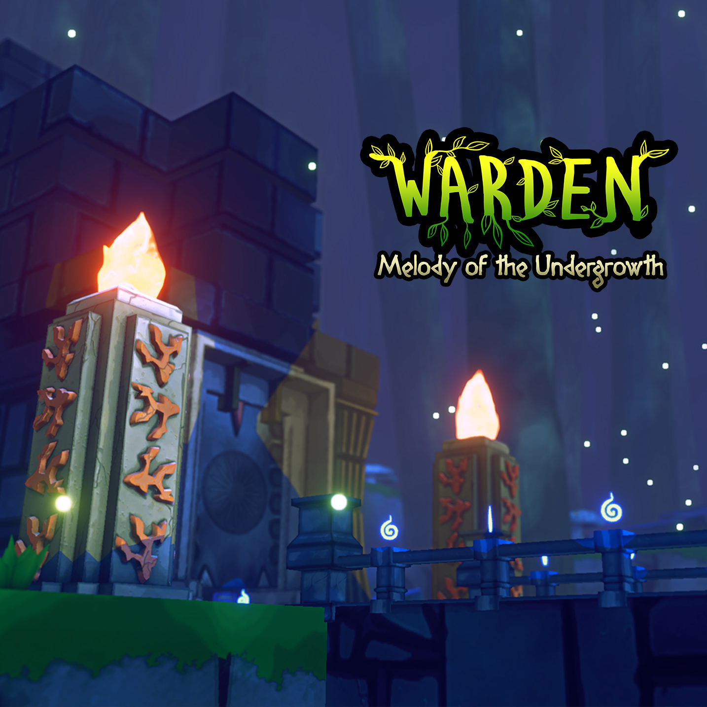 Warden: Melody Of The Undergrowth Original Music by Tommy Gough